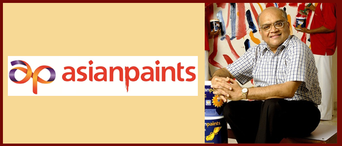 Non executive vice chairman of asian paints