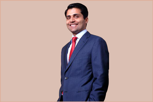Sameer Gehlaut the Chairman of Indiabulls