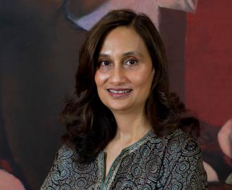 Shobhana Bhartia-Chairperson of Hindustan Times Group